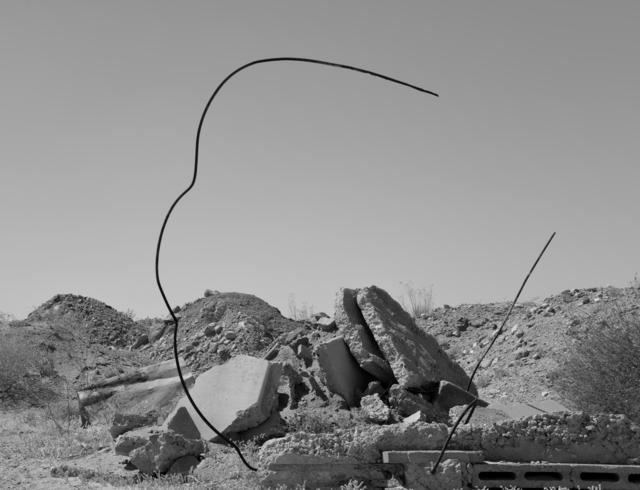 , 'Accidental Sculpture #2,' 2016, Division of Labour