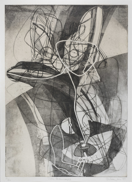 , 'Trois Personnages,' 1951, Redfern Gallery Ltd.