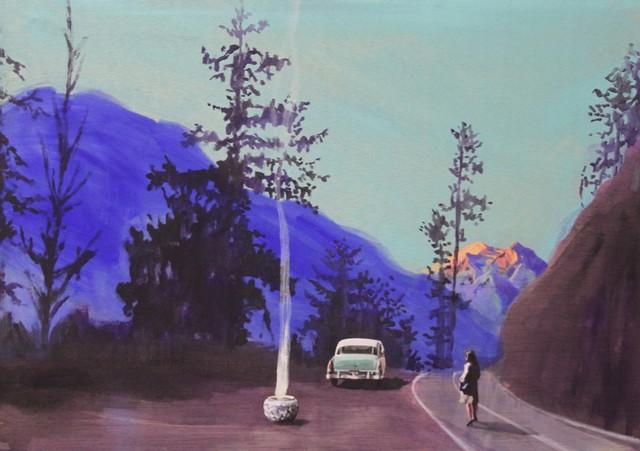 , 'Crepúsculo,' 2018, Aurora Vigil-Escalera Art Gallery