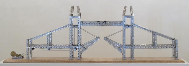 Chris Burden, 'Tower of London Bridge', 2003, Galerie Krinzinger