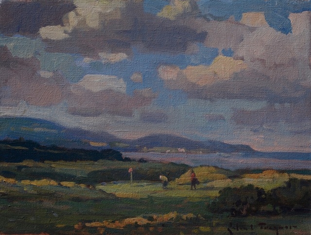 , 'Royal Dornoch, Scotland,' , J. Cacciola Gallery