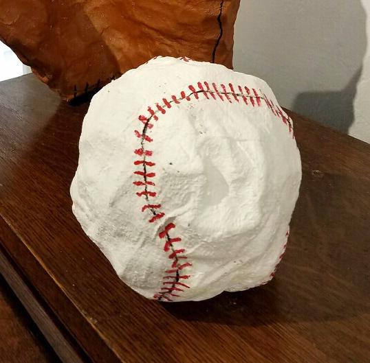 Mary-Ann Monforton, 'Baseball', 2018, Air Mattress Gallery