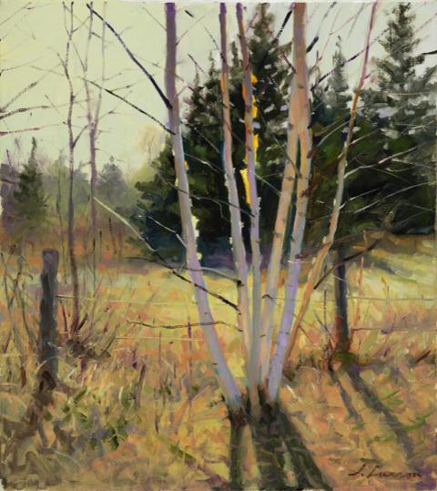 , 'Birch,' 2000-2019, Helena Fox Fine Art