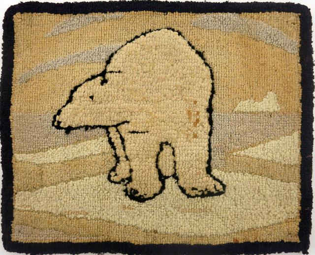 , 'Polar Bear on Ice,' ca. 1936, Edward Thorp Gallery