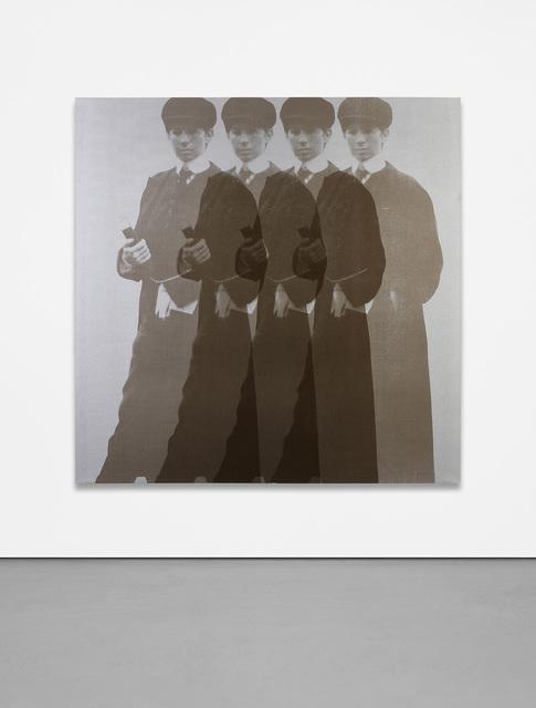 Deborah Kass, 'Quadruple Yentl, Large (My Elvis)', 2002, Phillips