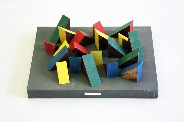 , 'Tangran,' 2010, Galeria Pilar
