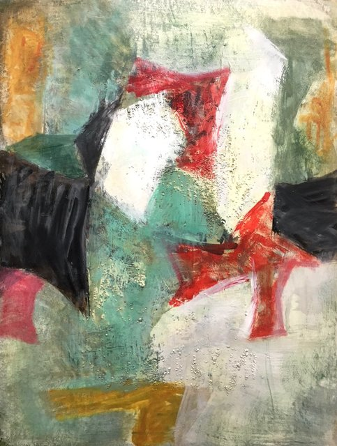 , 'Untitled (Abstraction),' ca. 1958, Richard Norton Gallery