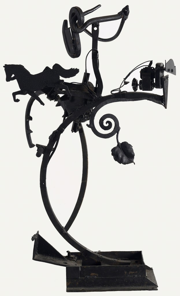 Jean Tinguely, 'Cocktail au Cheval,' 1966, ARS/Art Resource