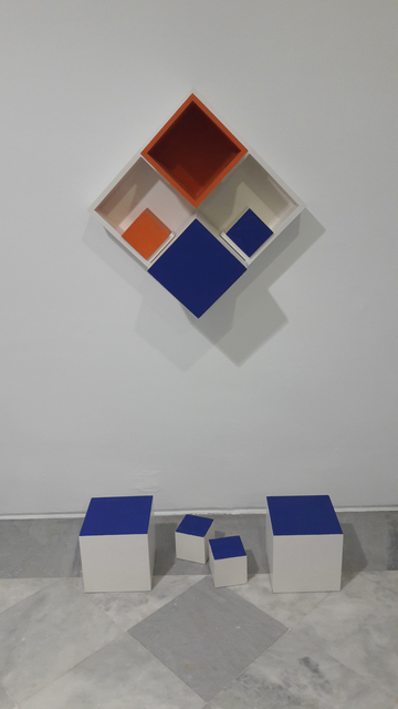 , 'Mobile Structure. Painting no. 1,' 1967, Fernández-Braso