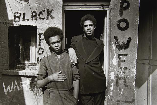 , 'The Black House, 1973 - 1976,' 1973-1976, Autograph ABP