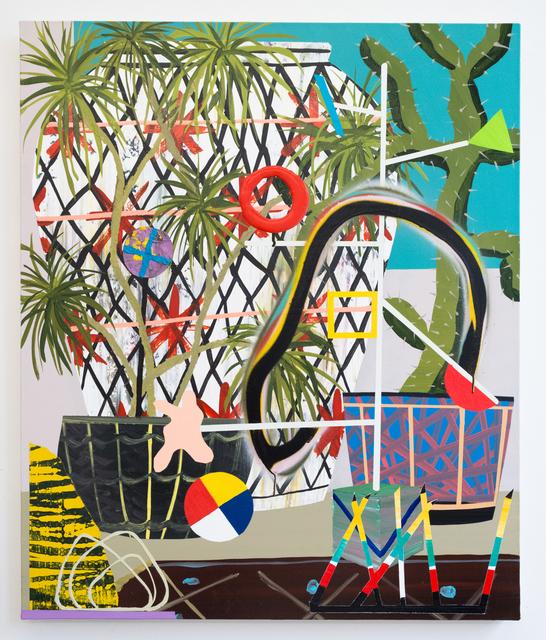 Paul Wackers, 'Little Trips', 2019, Morgan Lehman Gallery