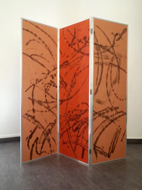 , 'Pequeño Burnout ,' 2016, Light Cube Art Gallery