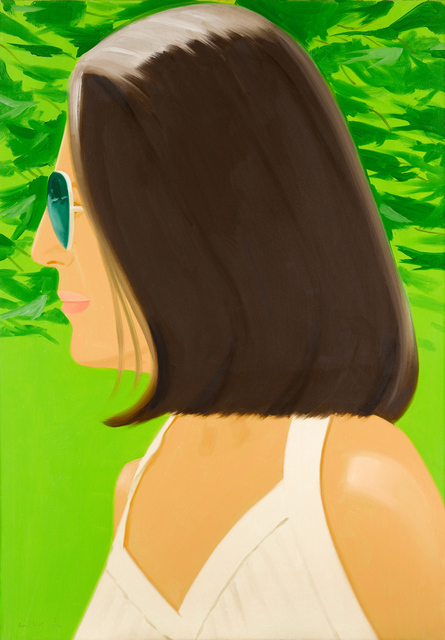 Alex Katz, 'Ada in Spain', 2018, Korff Stiftung GmbH