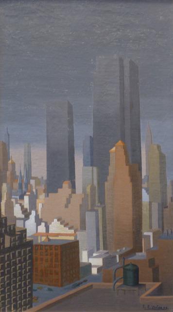 , 'Manhattan / Manhattan,' ca. 1950, Mercantil Arte y Cultura A.C.