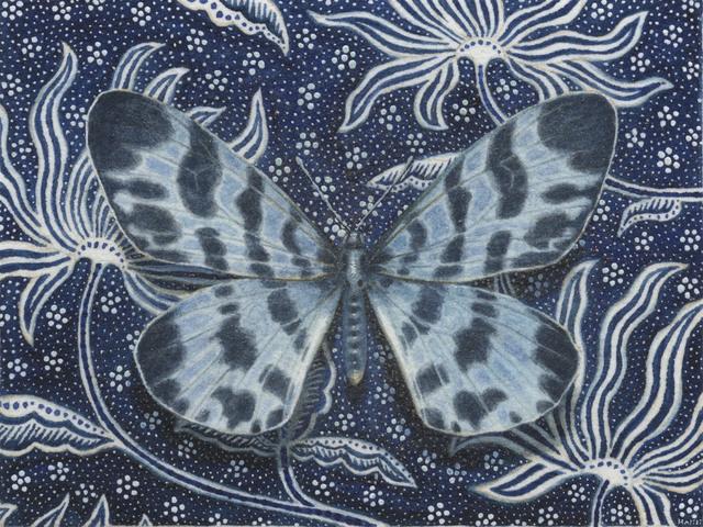 , 'Celebration in Blue X,' 2013, Nancy Hoffman Gallery