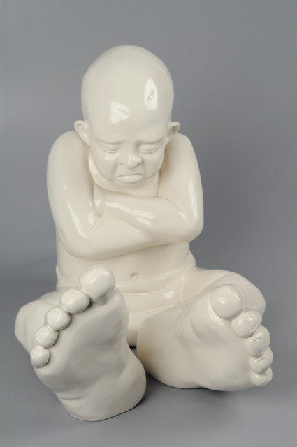 , 'Baby Foot,' 2015, Markowicz Fine Art