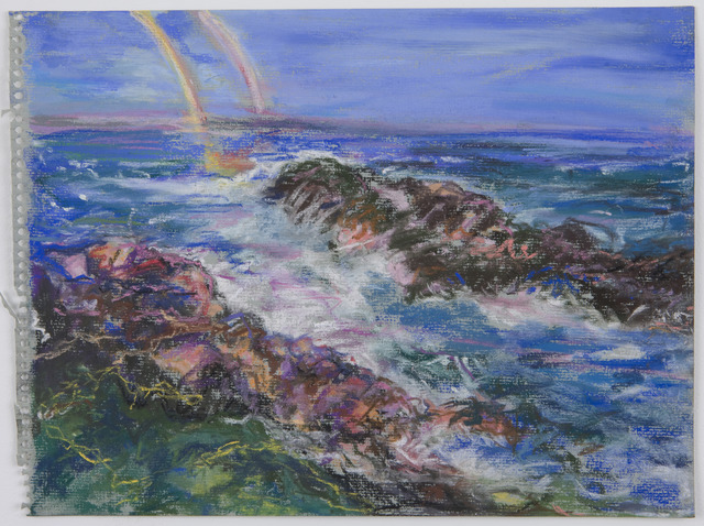 Diana Kurz, 'Haleakala With Rainbows', 2001, Anthony Horth Gallery