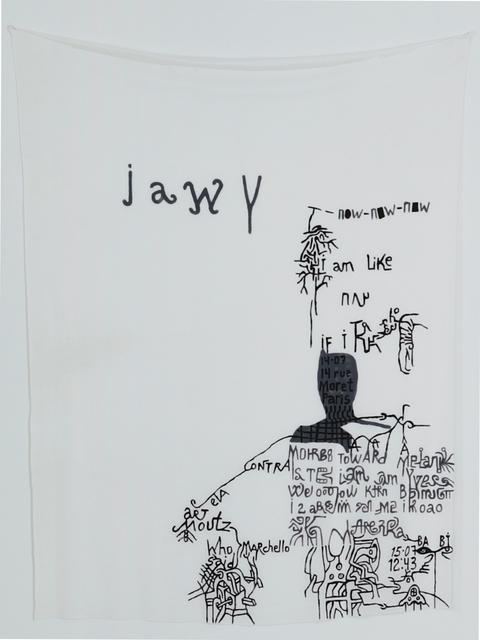 , 'Jawy ,' 2015, Jérôme Poggi