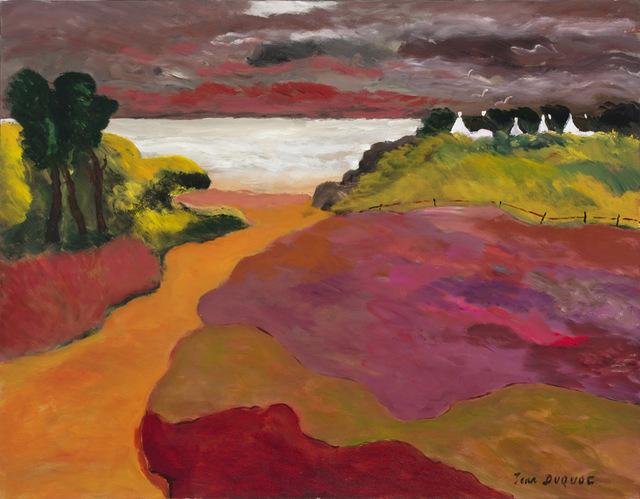 , 'Un Ocean d'Ecume apres la Tempete,' 2016, Canfin Gallery