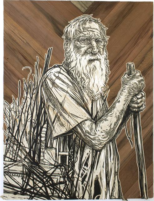 , 'Milton II (Diogenes),' 2015, Treason Gallery