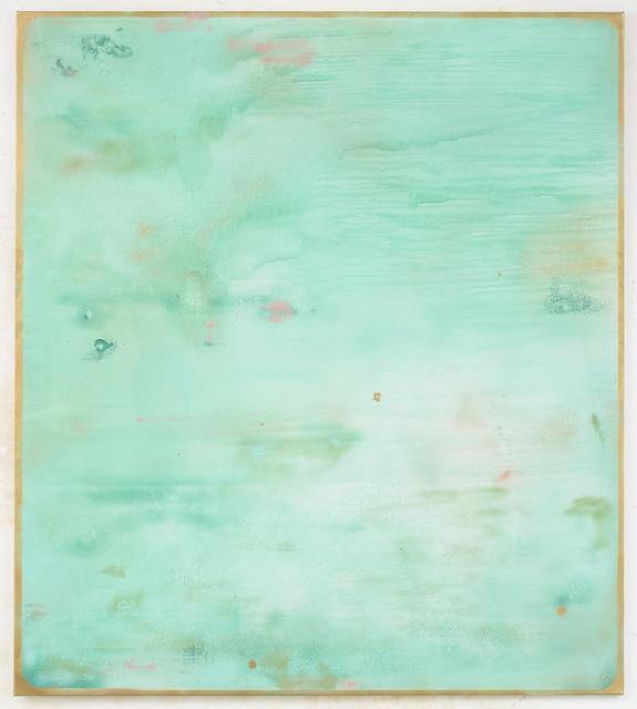, 'M.R. n°201/03/12 L'âne vert III ,' 2017, Van der Mieden Gallery