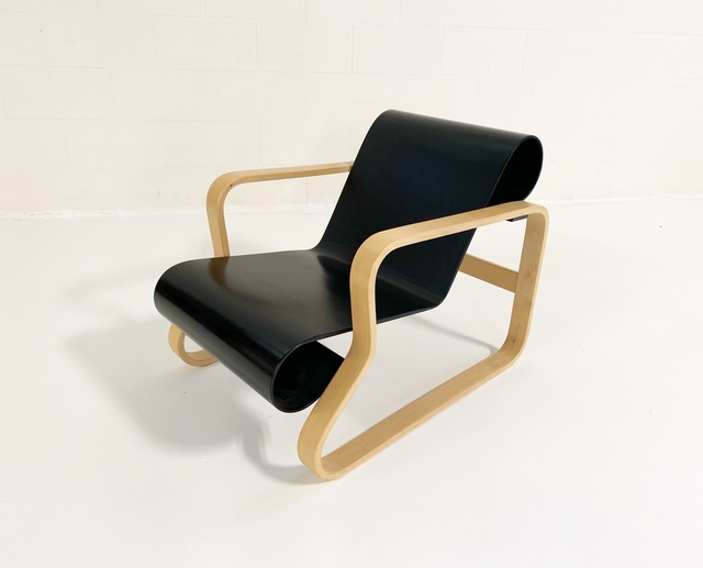 "Alvar Aalto, 'Armchair 41 ""Paimio"" Lounge Chair', Late 20th Century, Forsyth"