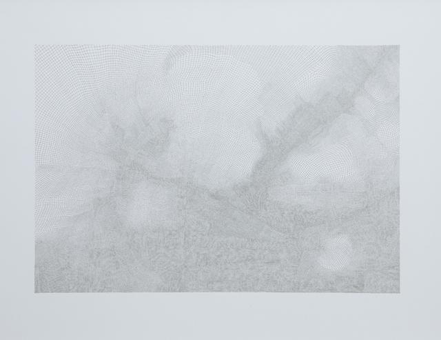 , 'Lavender Gauze,' 2015, Acquavella Galleries