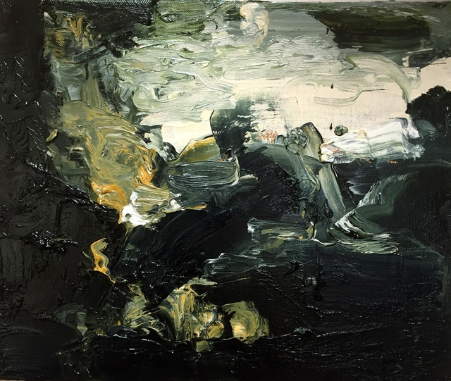 , 'Elegy,' 2016, Oliver Sears Gallery