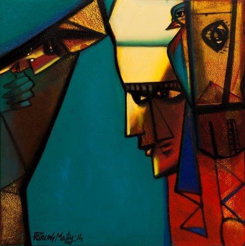 , 'Imagination,' 2014, Gallery Sumukha