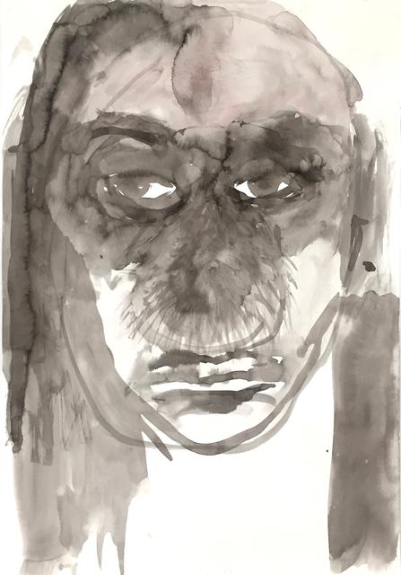 , 'Mischmensch (engl.: fused human),' 2003, DAS ESSZIMMER