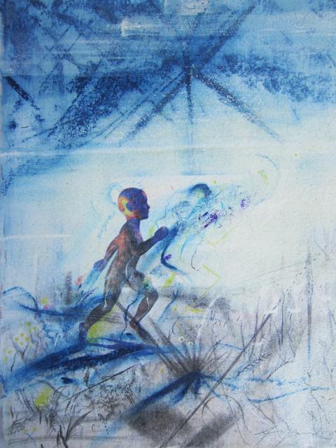 , 'Jaguar Chromosome ,' 2014, JCamejo Art