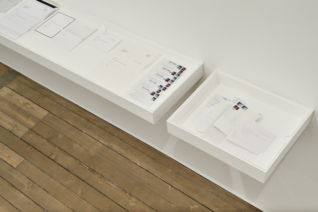 Katie Paterson, 'The Dying Star Letters,' 2012-2014, Ingleby Gallery
