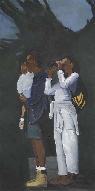 , 'Tourists,' 2012, Frye Art Museum
