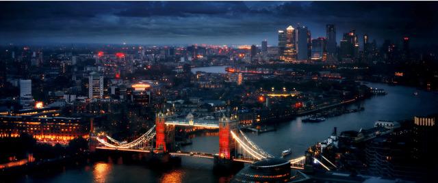 David Drebin, 'This is London ', 2019, Contessa Gallery