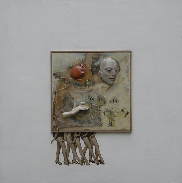 , 'Atlas,' 2015, Blanca Soto Arte
