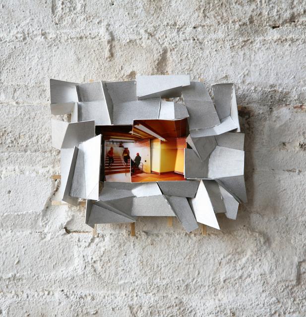 Isidro Blasco, 'Silver', John Davis Gallery