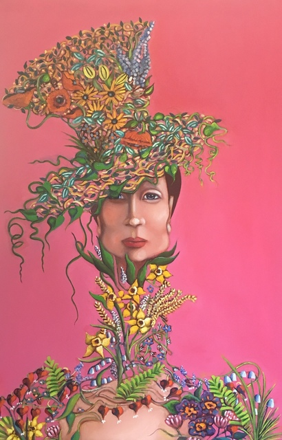 Judy Thompson, 'Spring', 2018, J. Cacciola Gallery