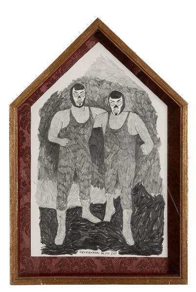 Massimo Gurnari, 'Luchadores', 2011, AreaB