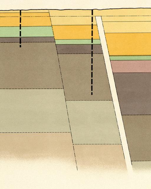 , 'Relative states of matter 4,' 2016, Moisés Pérez De Albéniz