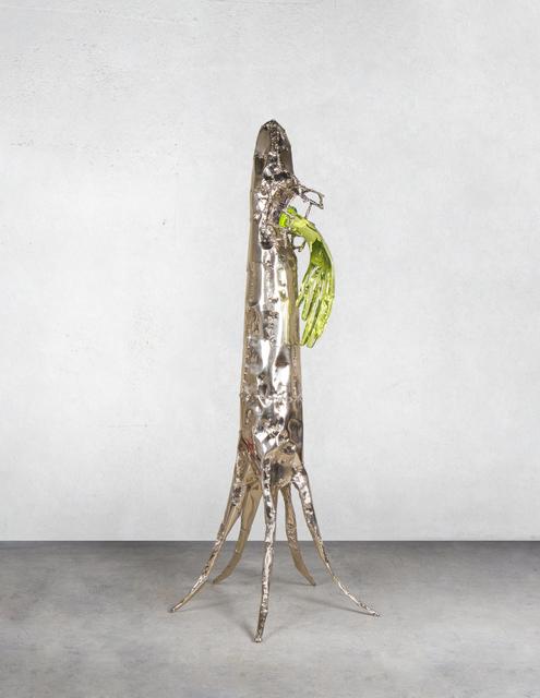 , 'Enchanté (Bronze Floor Lamp) ,' 2018, Friedman Benda