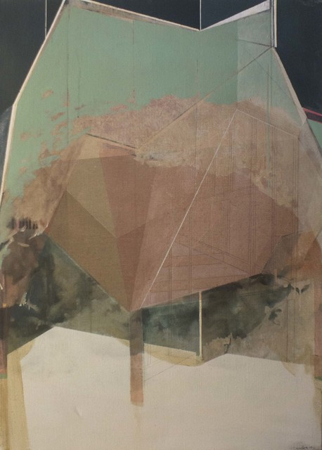 , 'Stilts Over Water,' 2017, Galerie D'Este