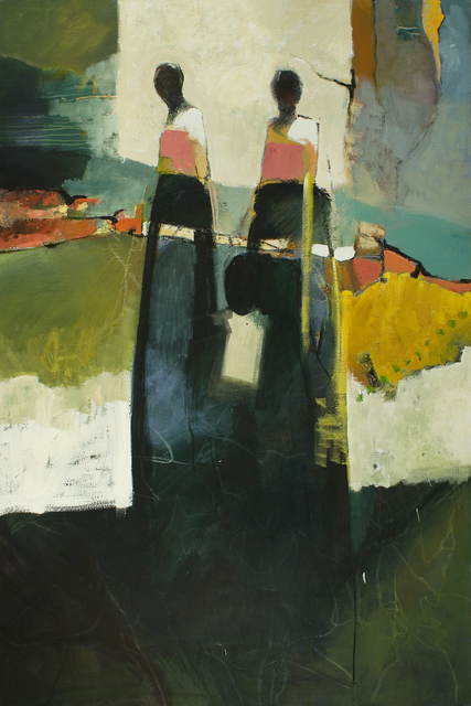 , 'Sisterhood,' 2016, Sue Greenwood Fine Art