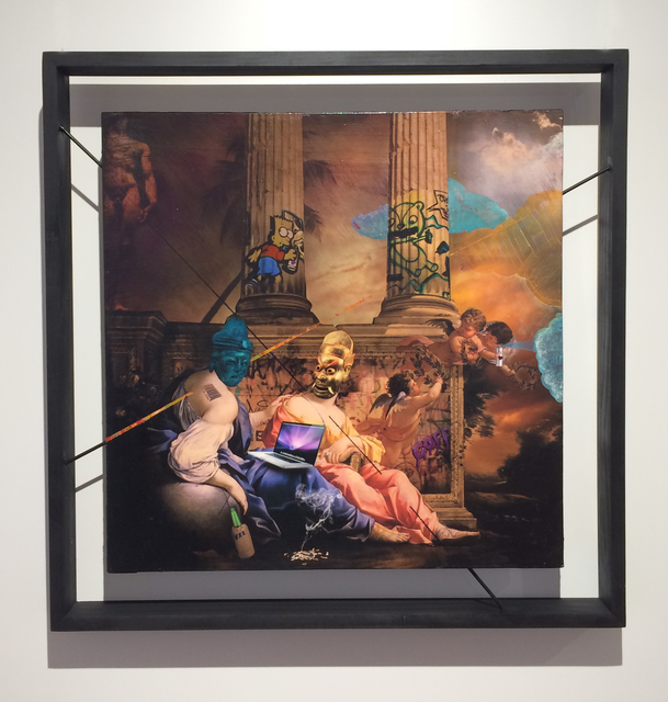 , 'Study of The Miseducation of Cupid, Part 2,' 2014, Octavia Art Gallery