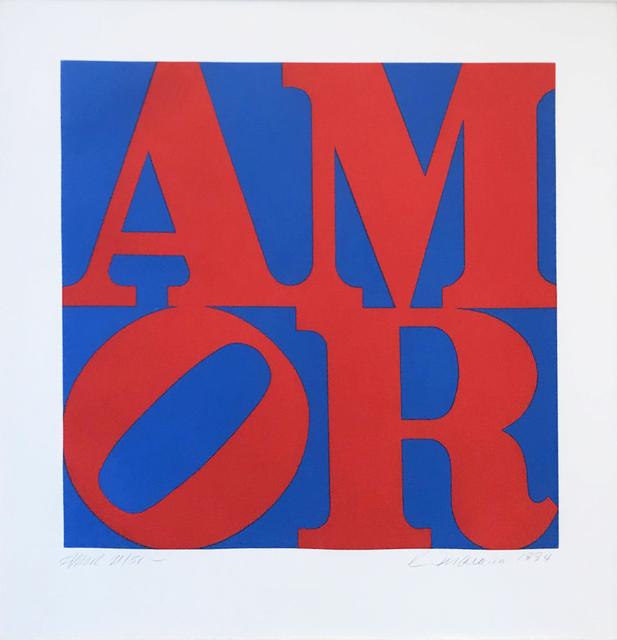 , 'Amor,' 1994, Gormleys Fine Art