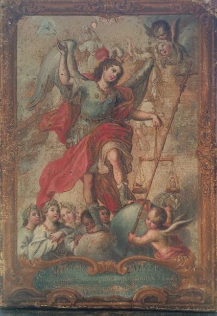 , 'Untitled,' 1720-1790, Safra Antigüedades
