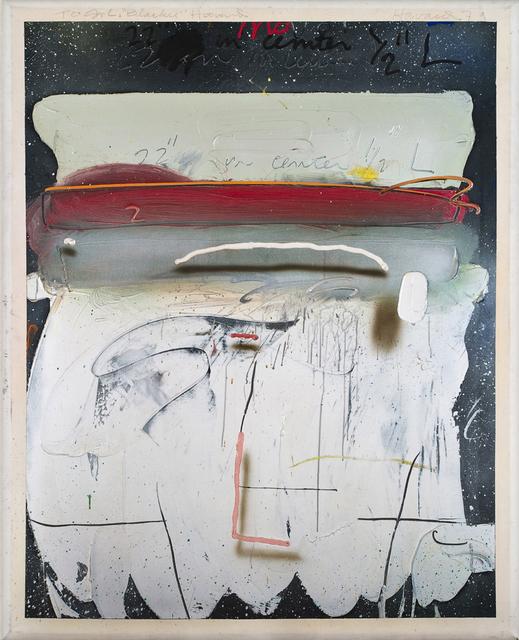 , 'J.C. Blackie,' 1979, MILL Contemporary