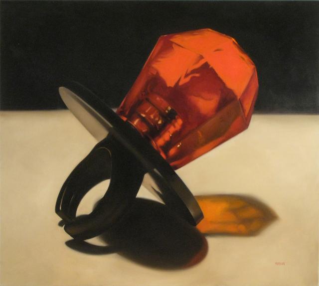 Margaret Morrison, 'Ring Pop (Red)', 2007, Woodward Gallery