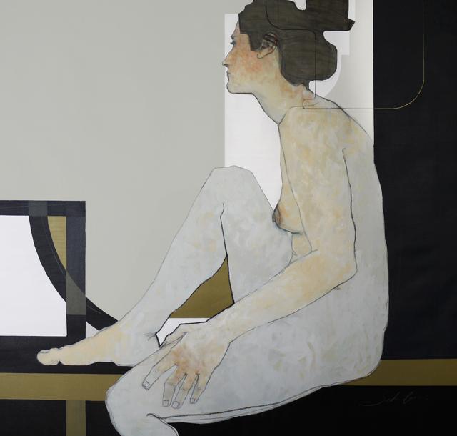 , 'Maude ,' 2017, Rebecca Hossack Art Gallery