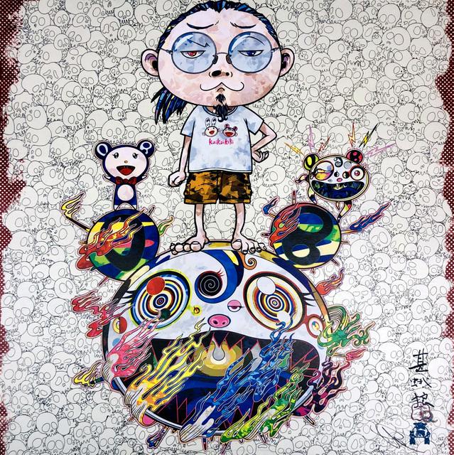 Takashi Murakami, 'Takashi Murakami Obliterate The Self (Takashi Murakami prints)', 2013, Lot 180
