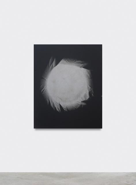 Chris Duncan, 'Sun Made Moon 6 Month Exposure (Black) III', 2019, V1 Gallery
